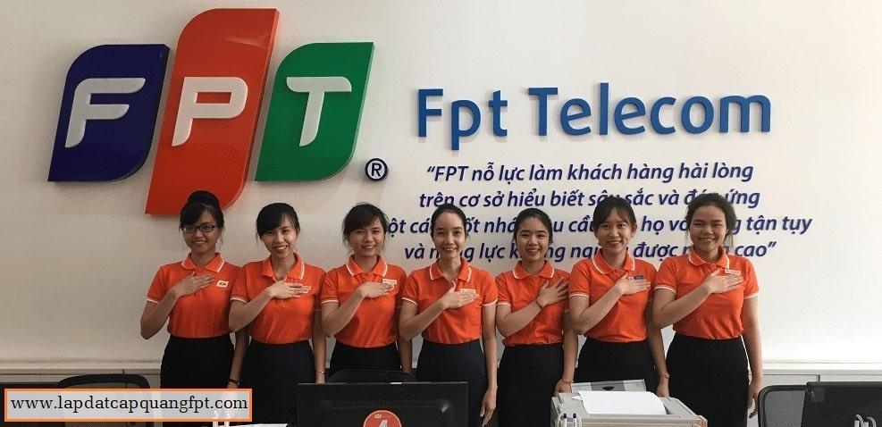 Lắp mạng cáp quang FPT Bình Thạnh