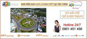 Lắp mạng FPT Trà Vinh