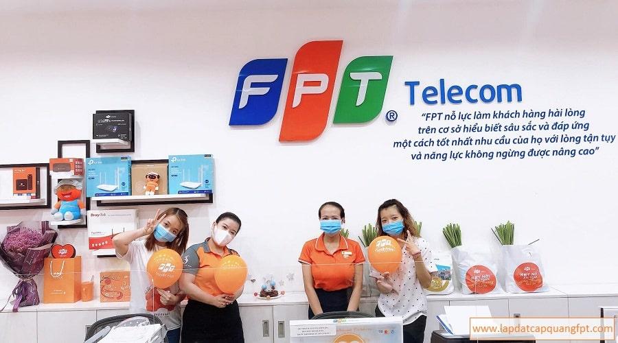 Lắp mạng FPT Long An cáp quang giá rẻ