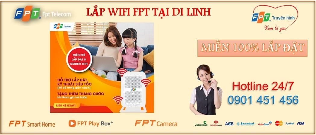 FPT Di Linh Lâm Đồng