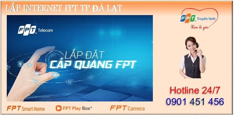 Lắp mạng FPT Đà Lạt