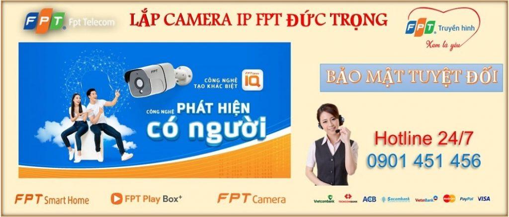 Lắp mạng FPT Đức Trọng Lâm Đồng