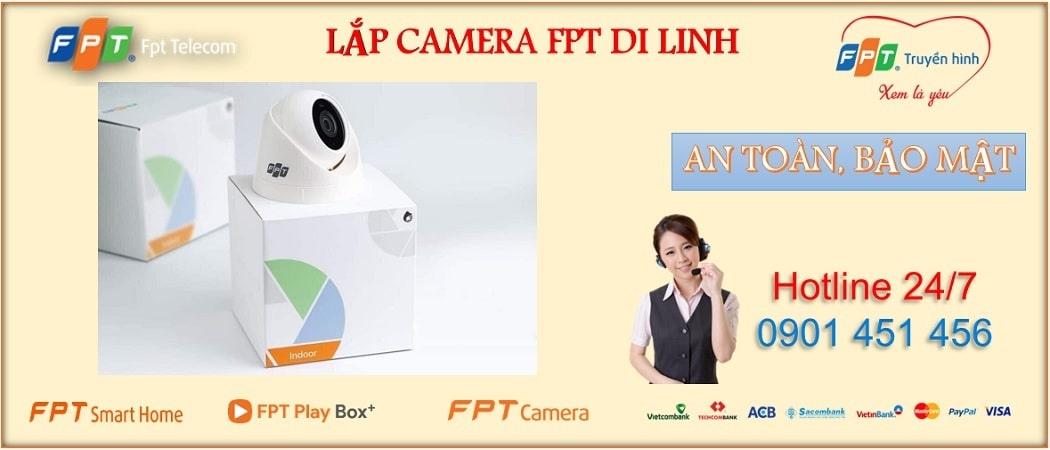 Lắp mạng FPT Di Linh